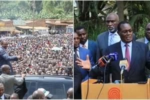 Details emerge of Uhuru's 2-day crunch tour of Kisii