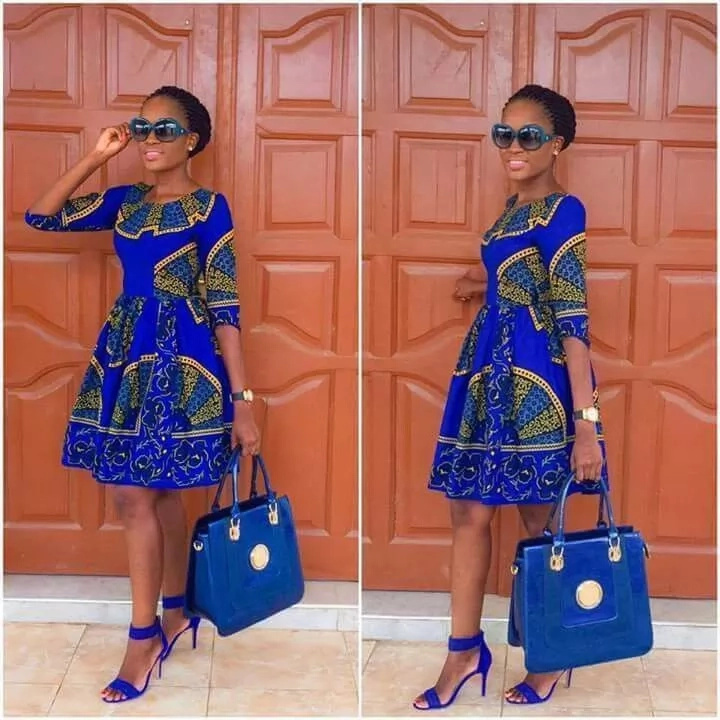 Latest Kitenge Fashion 2018 Trends For Fashionistas