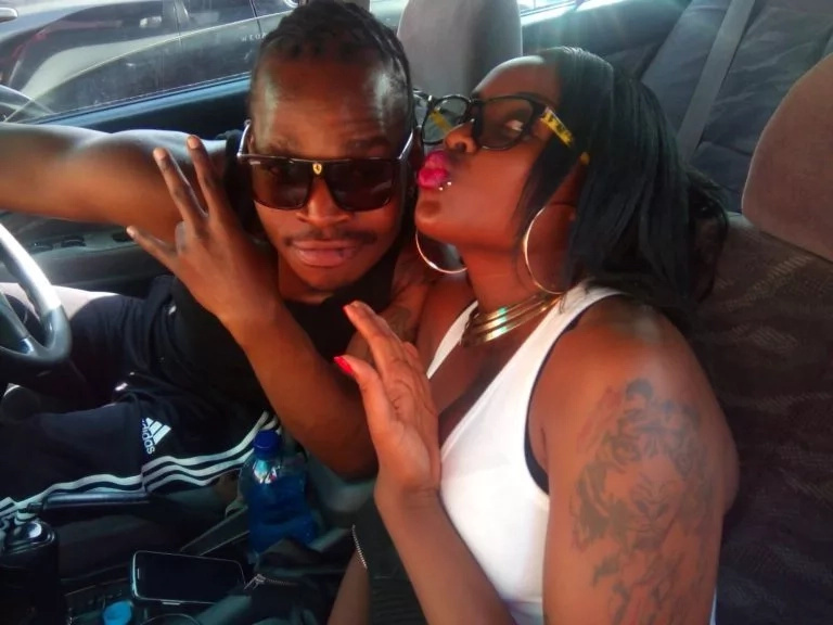 Female rapper Kush Tracy denies dissing Timmy TDat