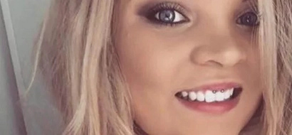 Her grandma dropped an absolutely savage comment on this selfie!