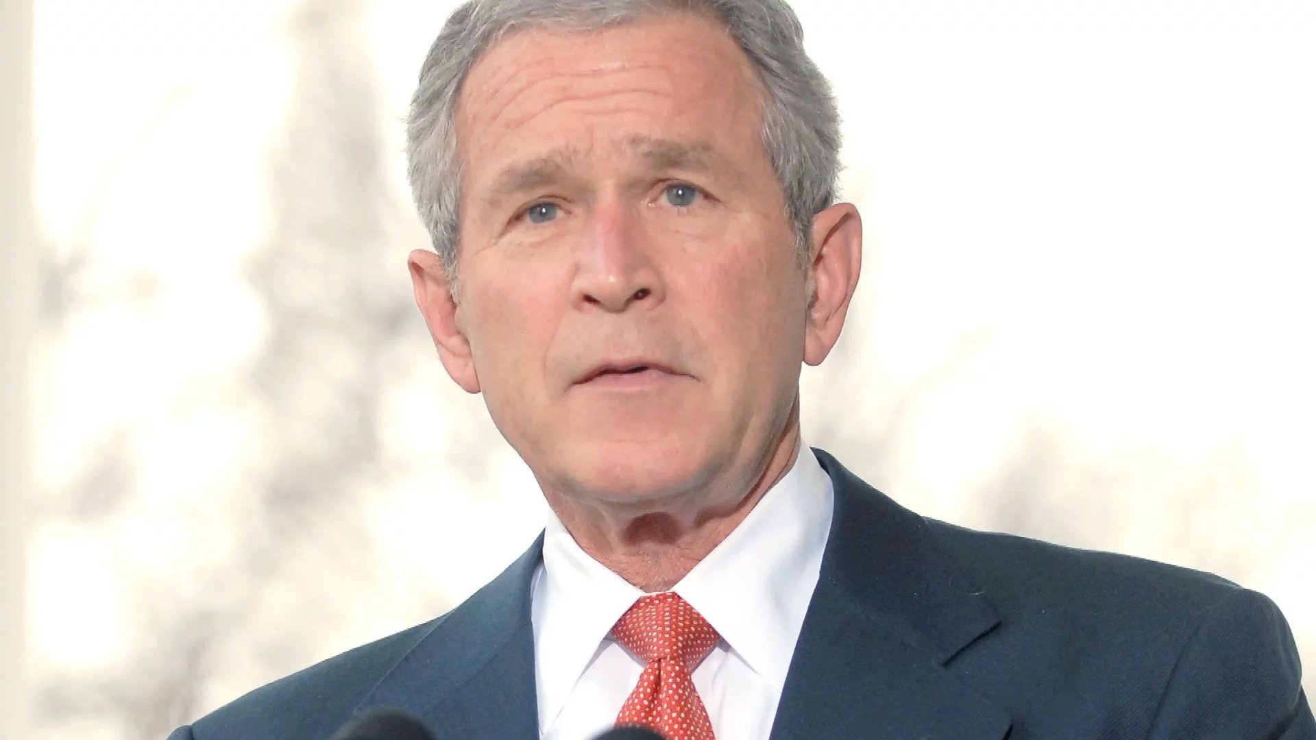 George W. Bush. Photo: AOL