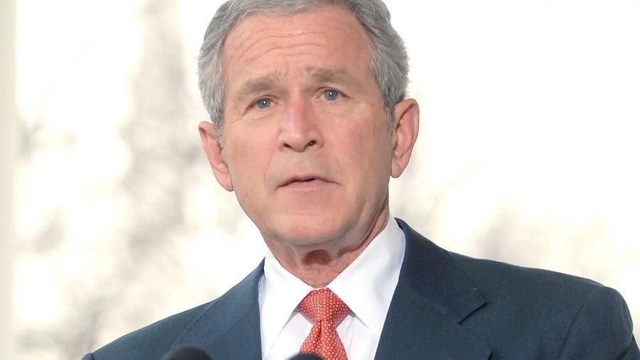 George W. Bush. Photo: AOL