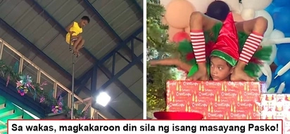Nabawasan kahirapan ng kanilang pamilya! Two children will have a better Christmas this year, thanks to 'Little Big Shots!'