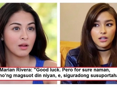 Nagbigay ng opinyon ang dating Darna! Kapuso star Marian Rivera finally opens up about Liza Soberano as the new Darna!
