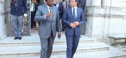 Italy To Help Kenya Fight Terrorism and Wildlife Trafficking