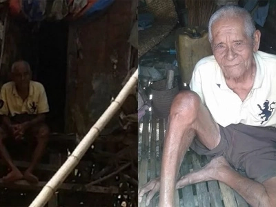 103-year old grandfather catches interest of netizens after his apo sought help for his welfare