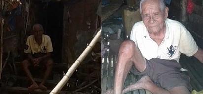 Man expresses concern and asks for help for the welfare of his 103-year old lolo