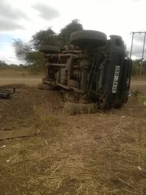 Drunk govt official causes accident in Naivasha