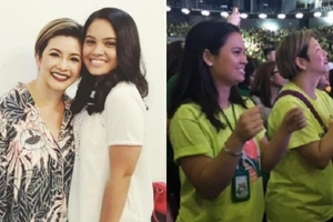 Regine Velasquez and Leila Alcasid bonding over this event will make your hearts melt