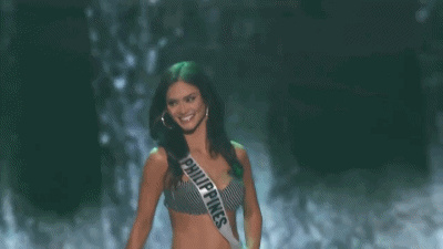 Pia Wurtzbach is AsNTM's latest host