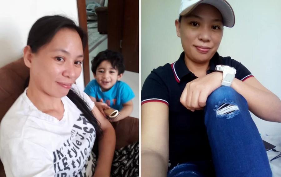Hinanakit ng isang ina! OFW recounts her experiences working abroad