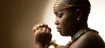 Gospel singer Emmy Kosgei addresses her much talked about pregnancy