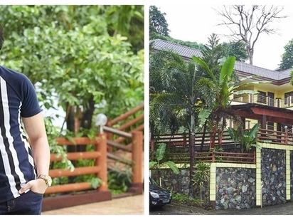 Sobrang ginandahan! Ruru Madrid has an enormous and extravagant house in Antipolo