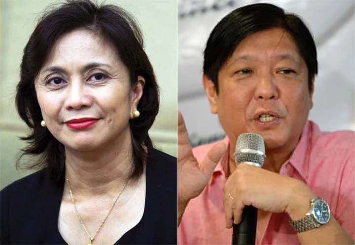 Robredo still ahead of Marcos in VP race