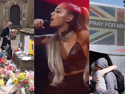 Ariana Grande To Return To Manchester And Hold A Benefit Concert; Star-studded Fundraiser To Be Attended by Big Names