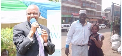 Moses Kuria gets blocked after a twitter fight with Miguna Miguna