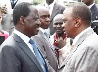 After Eurobond, Raila accuses Uhuru of a  KSh 38 billion scandal