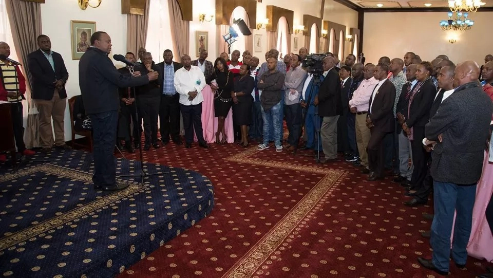 Uhuru Kenyatta's tough warning to Jubilee elected leaders
