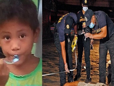 Innocent boy in Cebu caring for his sick sister accidentally killed in alleged anti-drug police operation