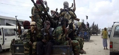 Al-Shabaab militants attack army base