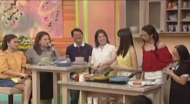 PBB's Maymay, Kisses receive love advice from guardians