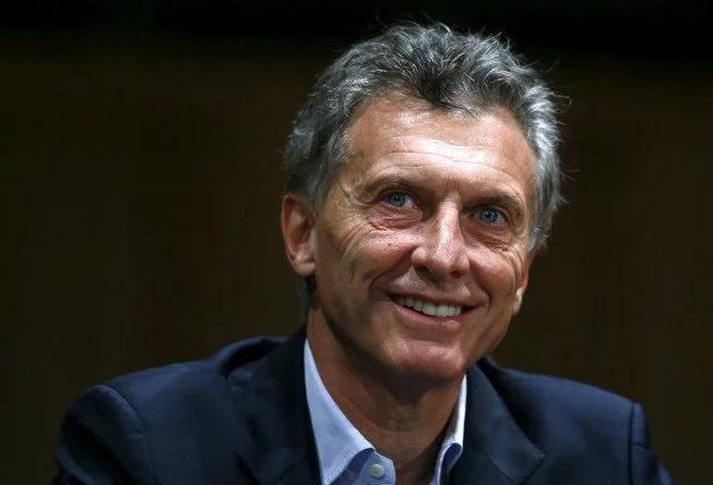 Presidente de Argentina de visita en Colombia