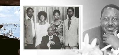 Picha za kiongozi wa upinzani Raila Odinga alipokuwa kijana barubaru