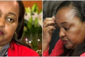 Waiguru's number two attacked just days after she was dumped by her campaign team
