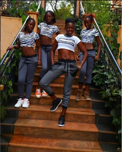 The one 'sexy' outfit Akothee could not slay in