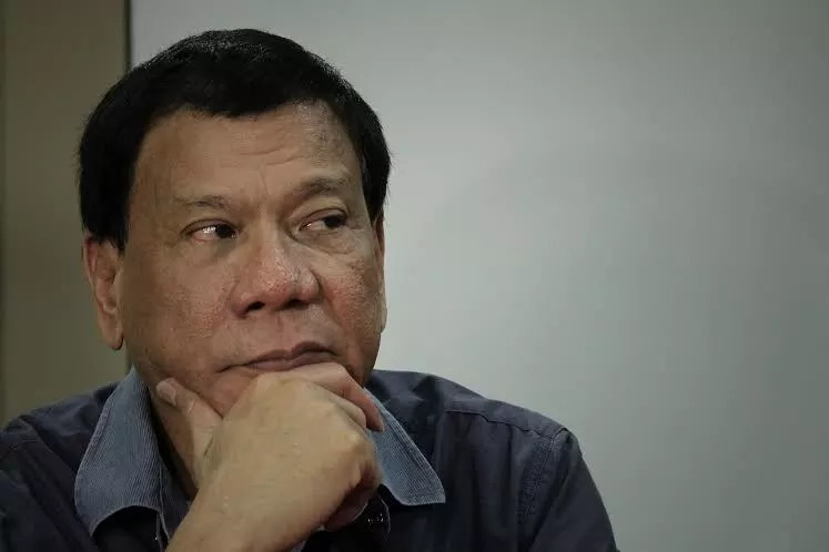 Netizen expresses sentiments over Duterte
