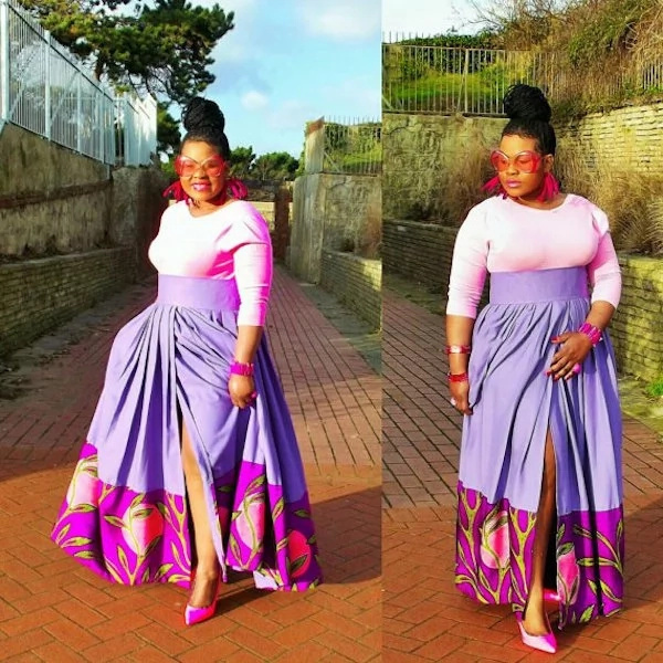This African designer's outfits for women with CURVES will take your breath away (photos)