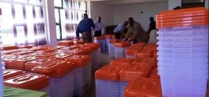 Watu 6 wanaswa na makaratasi ya kupiga kura ya ODM (picha)