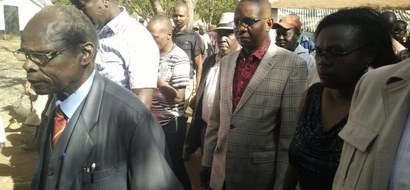 After defecting to ODM, the man who played a key role in Uhuru's 2013 election victory to meet Raila Odinga in Siaya