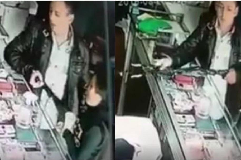 El ladrón de brazo biónico en Bogotá