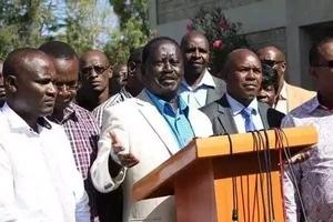Raila ana mpango kuzua taharuki nchini na baadaye kuwalaumu Mudavadi, Kalonzo na Wetangula