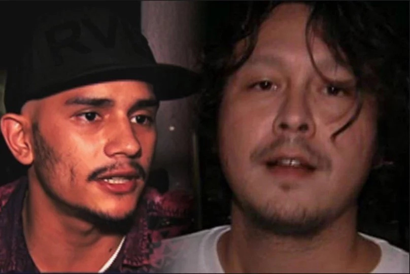 LOOK: Baron Geisler vs Kiko Matos fight, FAKE?