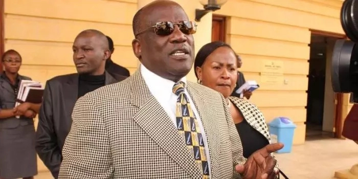 I'll hit Kalonzo with Bible if he is not sworn-in - Johnson Muthama