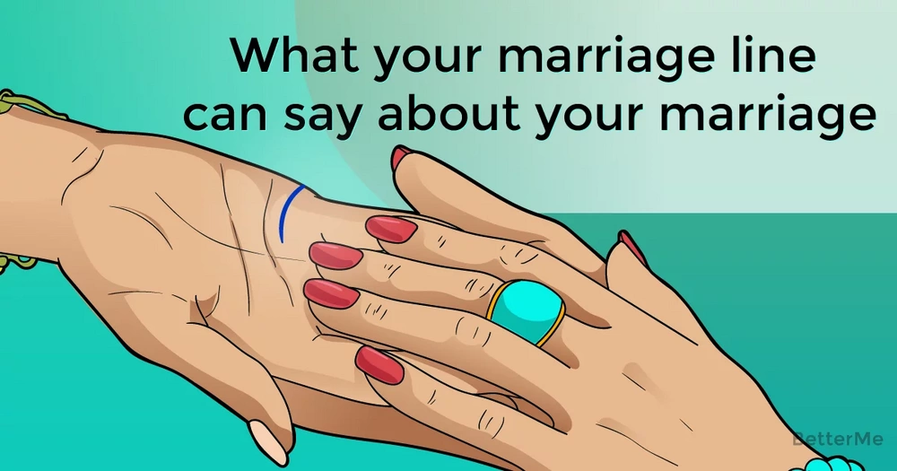 What your marriage line can say about your marriage