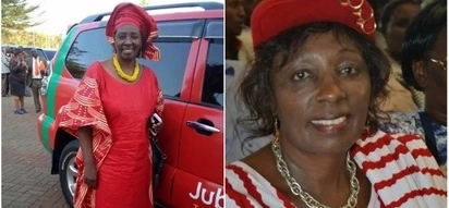 Meet the 65 year-old minister for Youth in Nyeri county government
