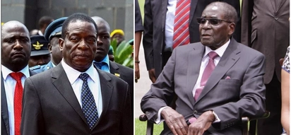 Ousted Zimbabwe's vice president has refused to meet Mugabe, insists he must step down