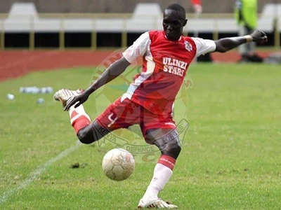 Ulinzi Stars pays tribute to defender Kevin Ouma killed by al-Shabaab in KDF camp attack