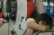 Netizen freaks out when an MRT passenger kept staring at him but he was even more horrified when he found out that those were not eyes