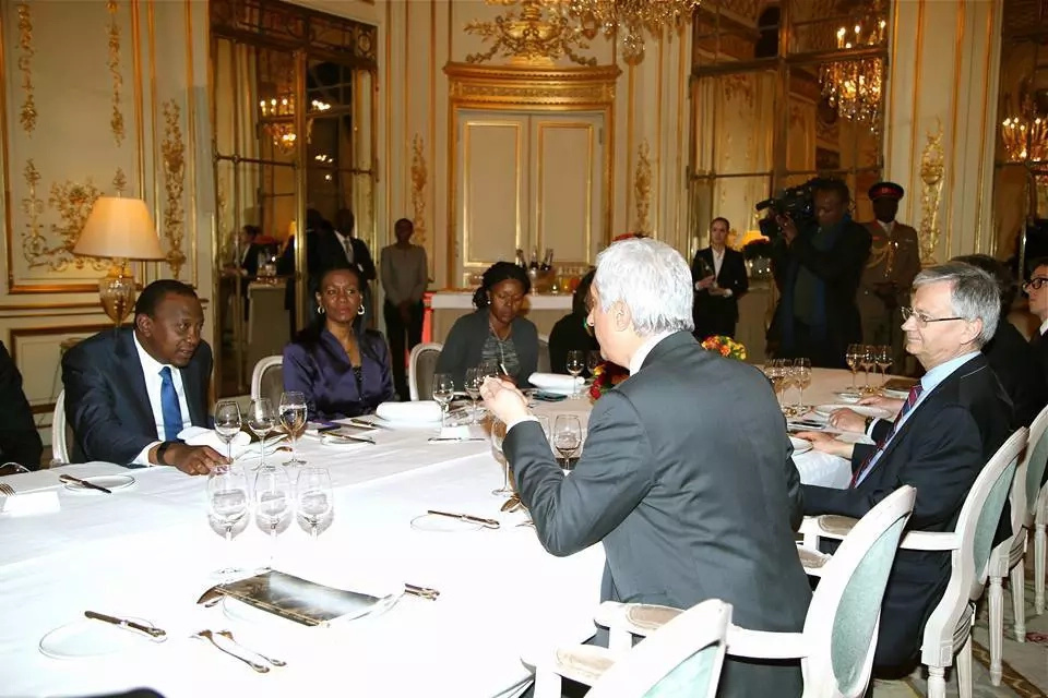 President Uhuru meets French importers to boost trade for Kenya