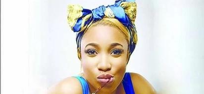 """Muigizaji wa Afrocinema - Tonto Dinke -  awashambulia waume wasioweza """"kuchovya asali"""" kwa zaidi ya dakika 1"""