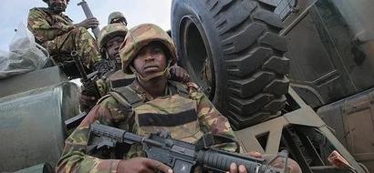 Pigo kwa KDF baada ya magaidi wa al-Shabaab kuua wanajeshi kadhaa
