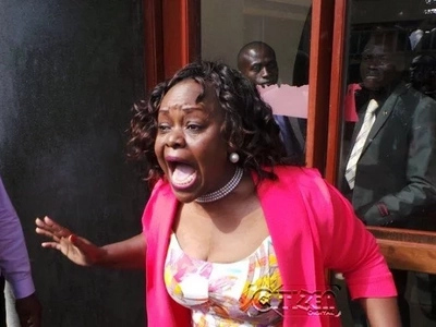 I got into Parliament richer, now I'm broke 24/7 -Millie Odhiambo speaks on MPs pay cut
