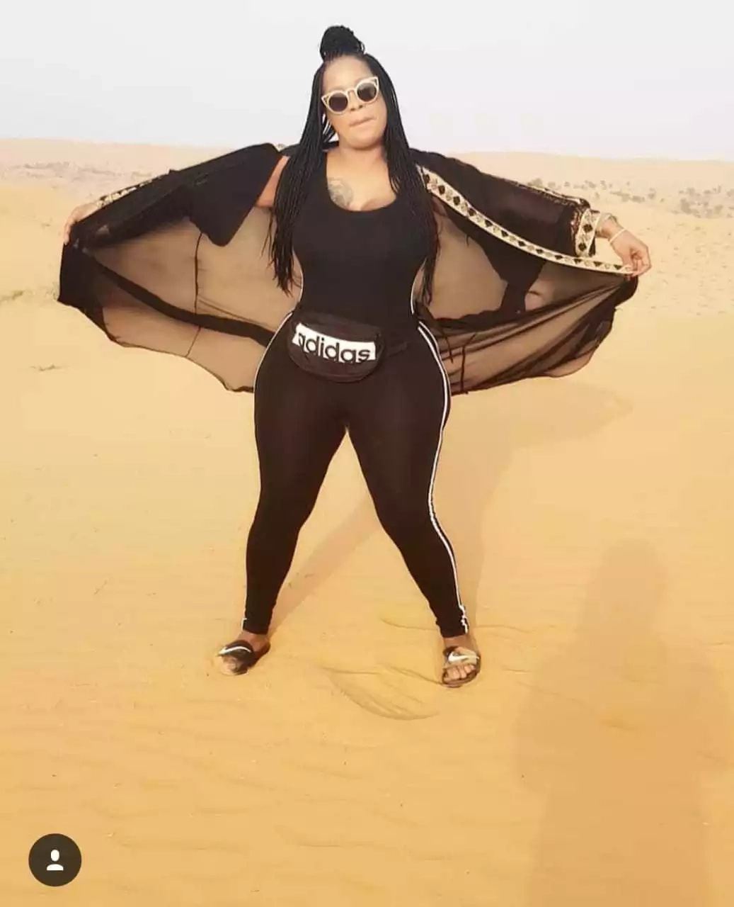 Actress Bridget Achieng spends KSh 80,000 on shoes for her lover