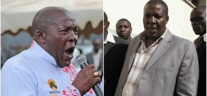 Politician who told Raila that Jubilee is ready for war arrested