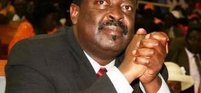 I am ready to work with Raila again - Mudavadi
