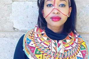 Never seen before photos of Citizen TV's Janet Mbugua with her gorgeous mum